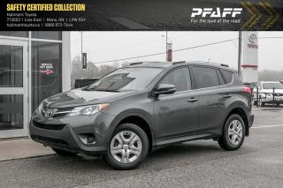 Used 2015 Toyota RAV4 FWD LE for sale in Orangeville, ON