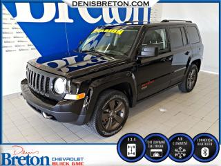 Used 2016 Jeep Patriot SPORT for sale in St-Eustache, QC