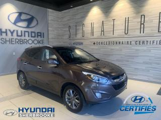 Used 2014 Hyundai Tucson GLS AWD+CAMERA+BANCS CHAUFF+TOIT for sale in Sherbrooke, QC