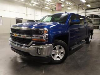 Used 2017 Chevrolet Silverado 1500 LT / 4x4 / BOITE FIBRO / GROUPE REMORQUAGE for sale in Blainville, QC