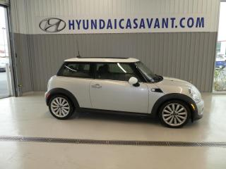 Used 2012 MINI Cooper Coupé Classic for sale in St-Hyacinthe, QC