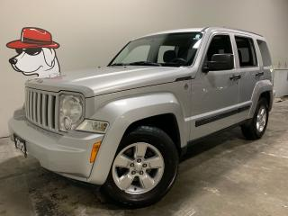 Used 2012 Jeep Liberty Sport for sale in Owen Sound, ON