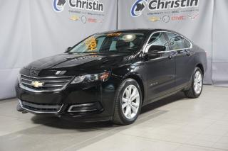 Used 2019 Chevrolet Impala LT MYLINK DEM A DISTANCE SIEGE CUIR/TISSUS for sale in Montréal, QC