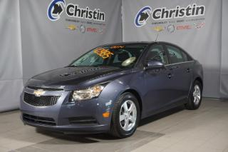 Used 2014 Chevrolet Cruze LT DEM A DISTANCE MAG BLUETOOTH for sale in Montréal, QC