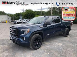 New 2020 GMC Sierra 1500 ELEVATION for sale in Orleans, ON