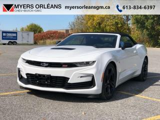 Used 2020 Chevrolet Camaro 2SS  - Heated Seats for sale in Orleans, ON