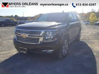 Used 2016 Chevrolet Tahoe LTZ for sale in Orleans, ON