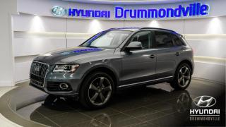 Used 2013 Audi Q5 2.0T QUATTRO + MAGS 20PO + CUIR + WOW !! for sale in Drummondville, QC