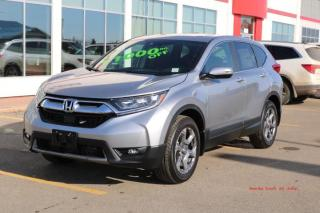 Used 2019 Honda CR-V EX for sale in Fort St John, BC