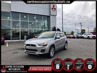 Used 2015 Mitsubishi RVR SE LIMITED AWC/AWD 2.4L for sale in St-Jérôme, QC