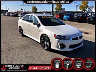 Used 2016 Mitsubishi Lancer SE LIMITED AWC/AWD TOIT AUTO for sale in St-Jérôme, QC