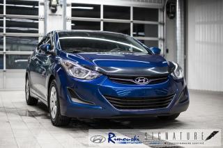 Used 2016 Hyundai Elantra LE chez Rimouski Hyundai for sale in Rimouski, QC