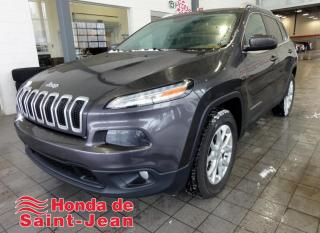 Used 2014 Jeep Cherokee AWD  4 portes, North for sale in St-Jean-Sur-Richelieu, QC