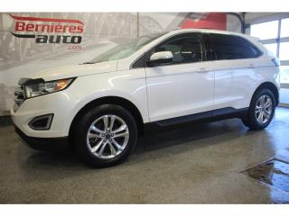 Used 2016 Ford Edge SEL CUIR+ TOIT+ GPS V6 AWD for sale in Lévis, QC