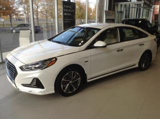 Used 2019 Hyundai Sonata Hybride PHEV recheargeable Ultimate cuir ++ for sale in Longueuil, QC