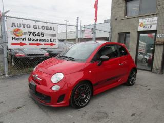Used 2012 Fiat 500 Voiture à hayon 2 portes Abarth for sale in Montréal, QC