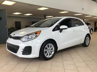 Used 2016 Kia Rio5 LX+ Hatchback A/C Bluetooth for sale in Pointe-Aux-Trembles, QC