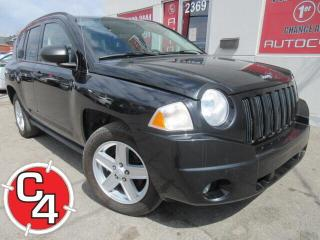 Used 2008 Jeep Compass Sport/North  4X4 A/C GR ÉLECT INSPECTION for sale in St-Jérôme, QC