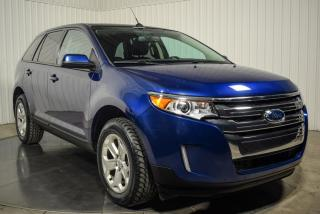 Used 2013 Ford Edge SEL AWD CUIR TOIT PANO for sale in St-Hubert, QC