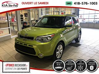 Used 2016 Kia Soul EX+ *SIEGES CHAUFFANTS *CRUISE *A/C for sale in Québec, QC