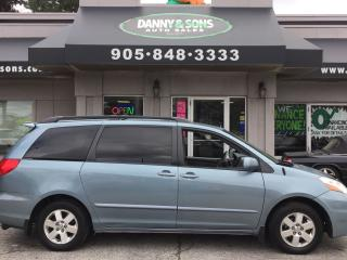 Used 2008 Toyota Sienna LE for sale in Mississauga, ON