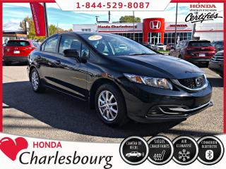 Used 2015 Honda Civic LX**AUTOMATIQUE**39 869 KM** for sale in Charlesbourg, QC