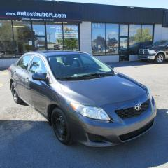 Used 2010 Toyota Corolla CE *A/C+AUTOMATIQUE** for sale in St-Hubert, QC