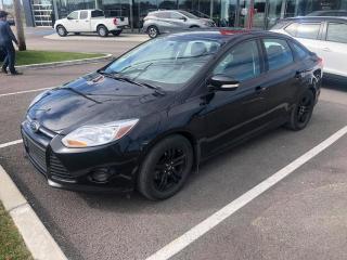 Used 2014 Ford Focus SE, BAS KILO, 50$/SEM, GARANTIE for sale in Lévis, QC