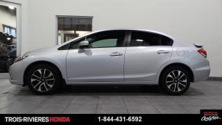 Used 2015 Honda Civic EX for sale in Trois-Rivières, QC