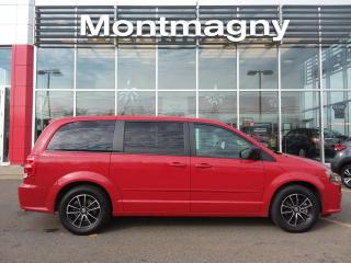 Used 2015 Dodge Grand Caravan Familiale 4 portes SXT for sale in Montmagny, QC