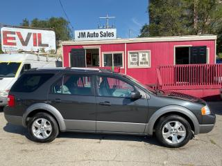 Used 2007 Ford Freestyle SEL for sale in Toronto, ON
