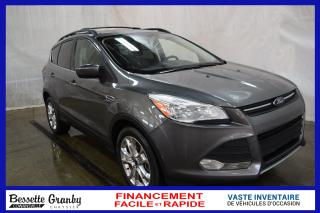 Used 2013 Ford Escape SE +AWD, Toit Pano, Aucun Carfax+ for sale in Cowansville, QC