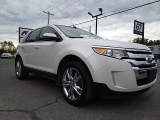 Used 2014 Ford Edge Limited AWD MAGS 20 NAVIGATION CAMERA 2 ANS GAR.* for sale in St-Eustache, QC