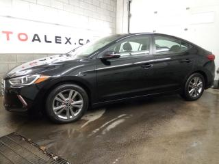 Used 2017 Hyundai Elantra AUTOMATIQUE CAMERA MAGS BLUETOOTH SIÉGES CHAUFF. for sale in St-Eustache, QC