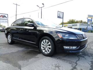 Used 2012 Volkswagen Passat TDI AUTOM. A/C MAGS BLUETOOTH CRUISE *89,000KM* for sale in St-Eustache, QC