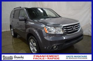 Used 2015 Honda Pilot EX-L +Toit Ouvrant, DVD, Aucun Carfax+ for sale in Cowansville, QC