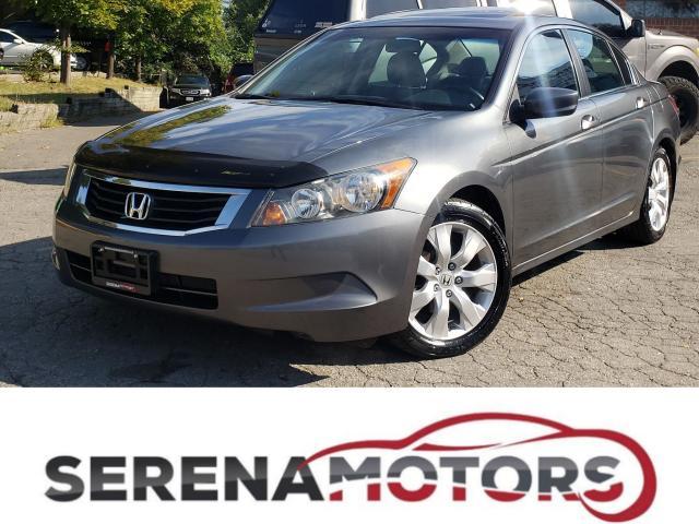 2010 Honda Accord EX-L | AUTO | LEATHER | SUNROOF | HEATED SEATS |