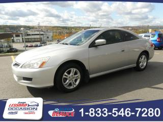 Used 2007 Honda Accord 2dr, SE AUTOM. for sale in St-Georges, QC