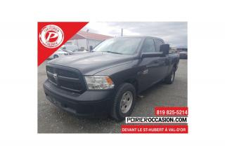 Used 2016 RAM 1500 Tradesman Ecodiesel for sale in Val-D'or, QC