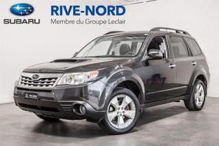 Used 2012 Subaru Forester XT Limited CUIR+TOIT.PANO for sale in Boisbriand, QC
