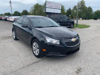 Used 2014 Chevrolet Cruze 1LT for sale in Komoka, ON