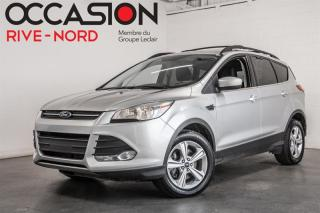 Used 2016 Ford Escape SE AWD 2.0 SYNC+SIEGES.CHAUFFANTS for sale in Boisbriand, QC