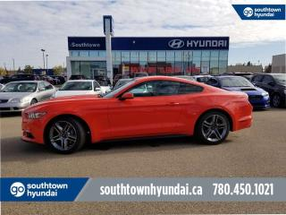 Used 2015 Ford Mustang BACK UP CAM/BLUETOOTH/HEATED SEATS for sale in Edmonton, AB