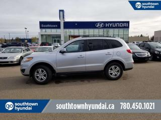 Used 2010 Hyundai Santa Fe GL/BLUETOOTH/CRUISE CONTROL/POWER OPTIONS for sale in Edmonton, AB
