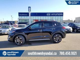 New 2020 Hyundai Tucson 2.4L Nav, A/C Seats, Adaptive Cruise/Forward Collision-Avoidance for sale in Edmonton, AB