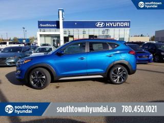 New 2020 Hyundai Tucson 2.4L Nav, Adaptive Cruise, A/C Seats for sale in Edmonton, AB
