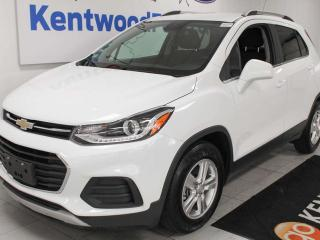 Used 2018 Chevrolet Trax 1LT FWD with power drivers seat and a back up cam for sale in Edmonton, AB