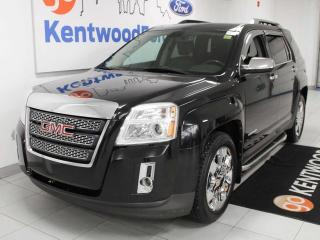 Used 2011 GMC Terrain SLT2, Power Liftgate, Power Heated Seats, Rear View Camera, Navigation, and Sunroof for sale in Edmonton, AB