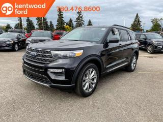 Used 2020 Ford Explorer XLT 202A, 4WD, 2.3L Ecoboost, Power Heated Seats, Heated Steering Wheel, Lane Keeping System, Remote Keyless Entry, Reverse Camera/Sensing System, Navigation, Moonroof for sale in Edmonton, AB