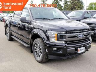 Used 2019 Ford F-150 XLT 302A, 4X4 Supercrew, 2.7L Ecoboost, Auto Start/Stop, Cruise Control, Pre-Collision Assist, Rear View Camera, Remote Keyless Entry, Trailer Tow Package, and NAV for sale in Edmonton, AB